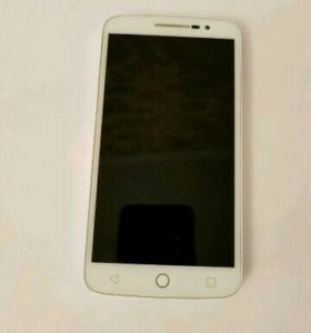 Alcatel 7044X White