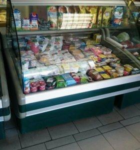 Холодильные витрины CRYSPI GAMMA