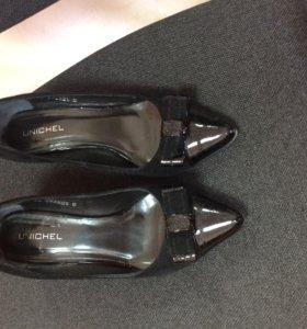 туфли женские замшевые натуральные 38 размер