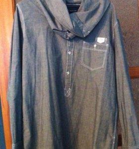 Мужская рубашка (новая) L