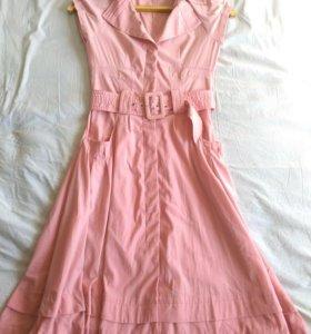 Платье- халат.