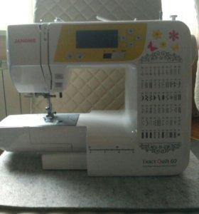 Швейная машина Janome EQ60