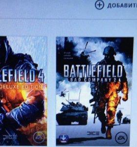 Игры battlefield 1, 2,3, 4 Start Wars Battlefront