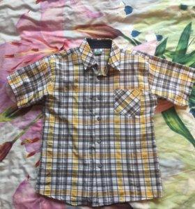 Рубашка на мальчика.