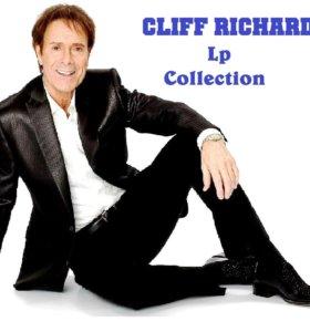 CLIFF RICHARD & The Shadows 16Lp пластинок