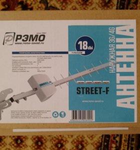 3G/4G АНТЕННА «BAS-2314 STREET-F»
