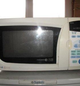 микроволновка LG MB-394A