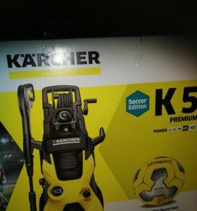 Karcher k4 Premium новый