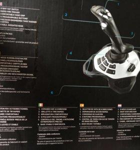 Джойстик Logitech extreme 3D pro