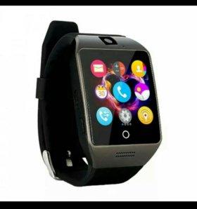 Телефон часы ( с сим-картой )-- умные часы. Новые