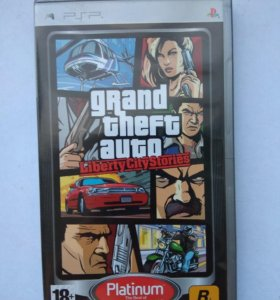 GTA Liberty City (PSP)