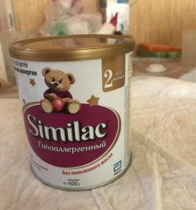 Детская смесь Similac гипоаллергенный 2