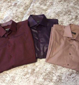 Фирменные рубашки классика