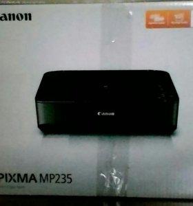 Принтер, сканер, копир Canon Rixma MR-235