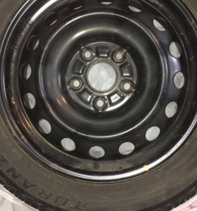 Диски на Toyota Corolla