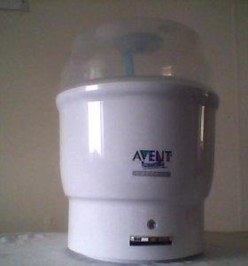 Электрический паровой стерилизатор Avent