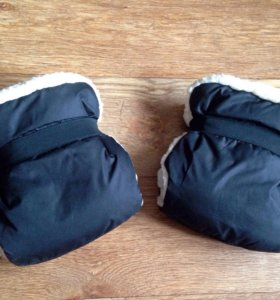 Муфта-рукавички для коляски