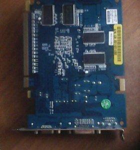 Nvidea Geforse 6600LE 128MB