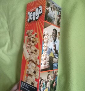 Настольная игра Jenga