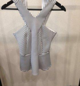 Блузки под пиджак