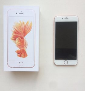 Apple IPhone 6S Rose Gold 32 GB Обмен