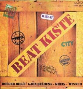 Винил сборник Beat Kiste, из ГДР, 1977