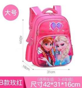 Школьные рюкзаки.4шт