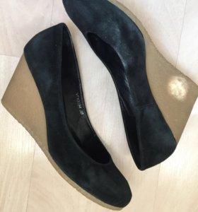 Туфли ITA ITA замша 38 размер