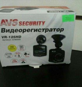 Видеорегистратор AVS SECURITY