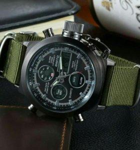 Часы армейские GIMTO НОВЫЕ