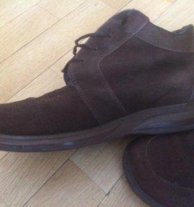 Ботинки мужские 42-й размер