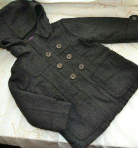 H&M Пальто унисекс 2-3г