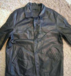 Куртка жакет, натуральная кожа 💯 %