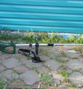 Электротриммер Калибр ЭТ-1350 (сломан)
