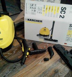 Пароочиститель Karcher SC2