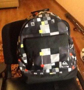 рюкзак quiksilver