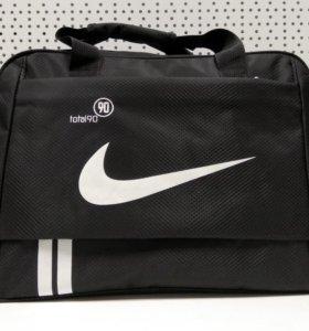 Спортивная сумка Nike total 90 black