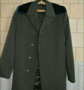 Плащ-пальто, новый