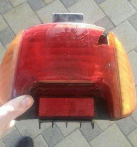 Задняя фара на хонда дио 34-35