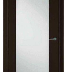 Дверь (Полотно ) Венге √06,Софья,Шпон матовый .Б/У