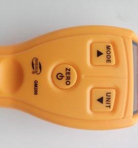 Аренда толщиномера GM 200
