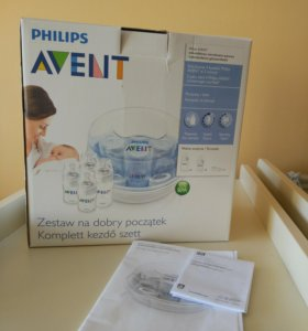 Стерилизатор для СВЧ Philips Avent