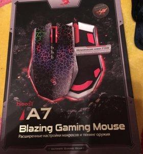 А7 игровая мышь