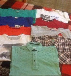 Майки и рубашки