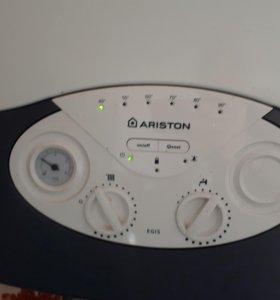 Газовый котёл ariston egis 24 cf