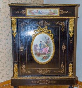 Антикварный комод Франция 1860 год
