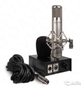 микрофон Nady TCM 1150 Studio Mic и предусилитель