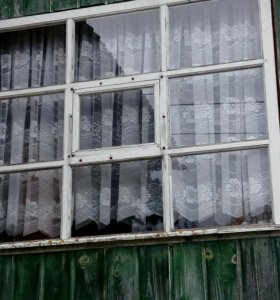 Терасочные окна