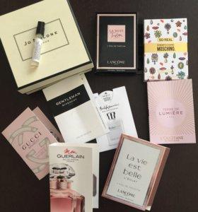 Пробники парфюм