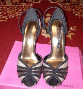 Туфли праздничные размер 38